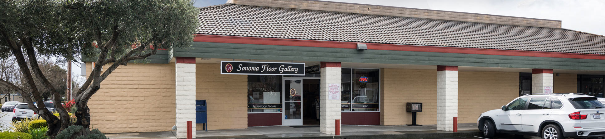 CONTACT US - SONOMA FLOOR GALLERY