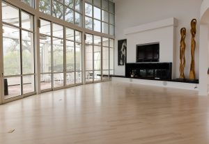 REFINISHED FLOOR GLEN ELLEN