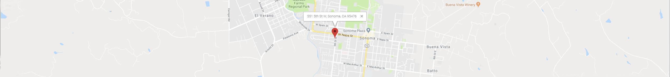 551 5Th Street, Sonoma, CA 95476
